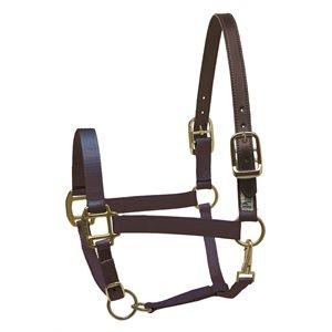 HORSE NAVY SAFETY HALTER