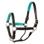 MINI / PONY SOFT PADDED LEATHER HALTERS