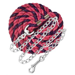 "CLOSEOUT 1 / 2"" Cotton Glitter Lead Rope"