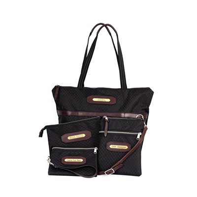 Champions Collection Tote w / Plate