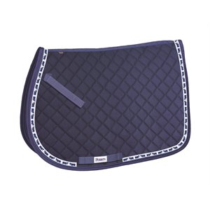 ALL PURPOSE RIBBON SADDLE PAD